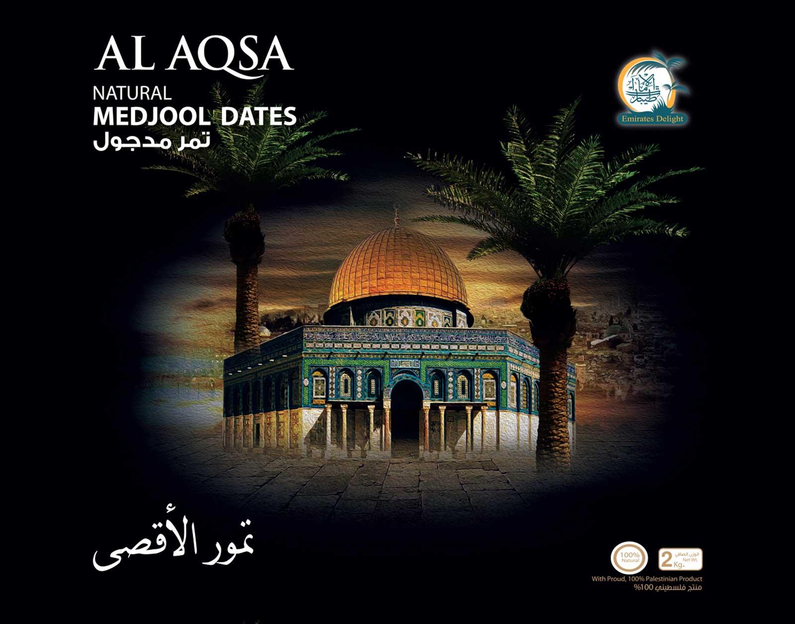 Al Aqsa Moschee Brand